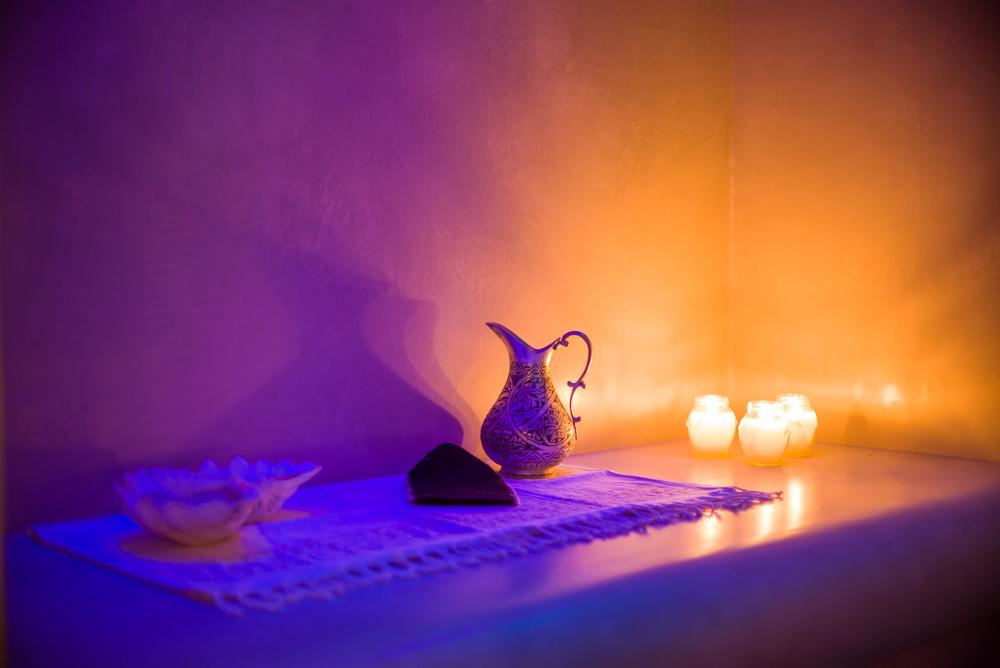 Il bagno turco lotus flower pcos