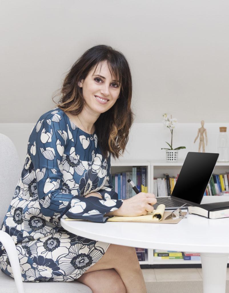 Stefania Cattaneo, autrice del libro sulla PCOS